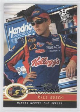 2008 Press Pass - [Base] - Holo #P8 - Kyle Busch