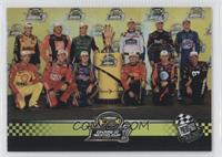 Jimmie Johnson, Jeff Gordon, Tony Stewart, Carl Edwards, Kurt Busch, Denny Haml…