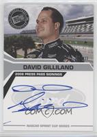 David Gilliland /100