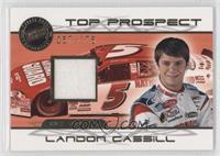 Landon Cassill #/175