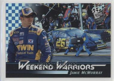 2008 Press Pass - Weekend Warriors #WW 3 - Jamie McMurray