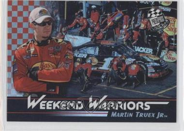 2008 Press Pass - Weekend Warriors #WW 7 - Martin Truex Jr.