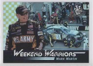 2008 Press Pass - Weekend Warriors #WW 9 - Mark Martin