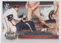 Bobby & Donnie Allison, Cale Yarborough - 1979 Brawl in the Infield