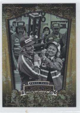2008 Press Pass Legends - 500 Club - Gold #5C-2 - Bobby Allison /99
