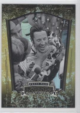 2008 Press Pass Legends - 500 Club - Gold #5C-9 - Mario Andretti /99
