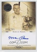 Marvin Panch #/743
