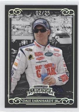 2008 Press Pass Legends - [Base] - Holo #47 - Dale Earnhardt Jr. /25