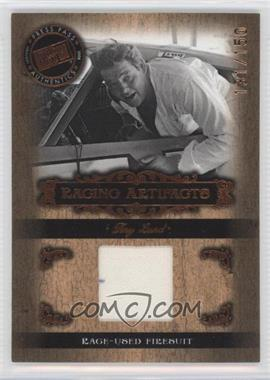 2008 Press Pass Legends - Racing Artifacts - Bronze #N/A - Tiny Lund /150