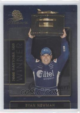 2008 Press Pass Premium - [Base] #0 - Ryan Newman
