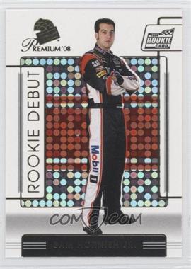 2008 Press Pass Premium - [Base] #89 - Sam Hornish Jr.