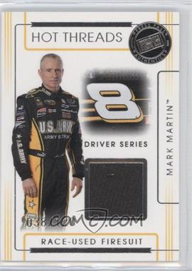 2008 Press Pass Premium - Hot Threads Drivers #HTD-13 - Mark Martin /120
