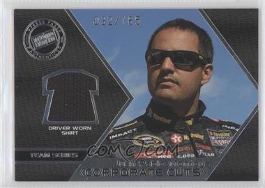 2008 Press Pass Speedway - [???] #CT-JPM - Juan Pablo Montoya /165