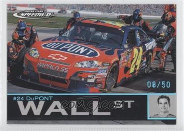 2008 Press Pass Speedway - [Base] - Holofoil #85 - Jeff Gordon