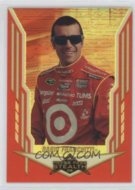 2008 Press Pass Stealth - [Base] - Gold Chrome Exclusives #10 - Dario Franchitti /99