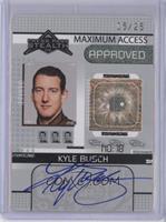 Kyle Busch /25