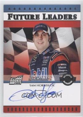 2008 Wheels American Thunder - [Base] #89 - Sam Hornish Jr. /362