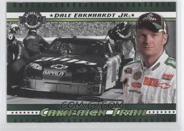 2008 Wheels American Thunder - Campaign Trail #CT 6 - Dale Earnhardt Jr.