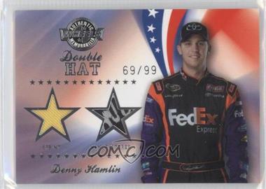 2008 Wheels American Thunder - Double Hat #DH 4 - Denny Hamlin