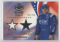 Ryan Newman [Noted] #/99