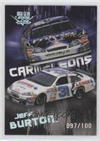 Jeff Burton /100