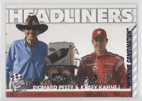 Richard Petty, Kasey Kahne