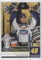 Jimmie Johnson #/100