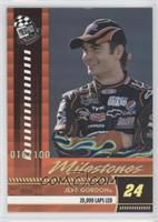 Jeff Gordon #/100