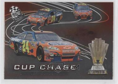 2009 Press Pass - Cup Chase Redemption Contest #CCR 13 - Jeff Gordon