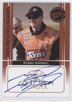 Michael McDowell #/65