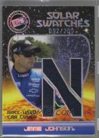 Jimmie Johnson (N) [Noted] #/200