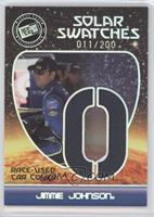 Jimmie Johnson (O) /200