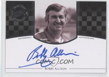2009 Press Pass Legends - [???] #BOAL - Bobby Allison