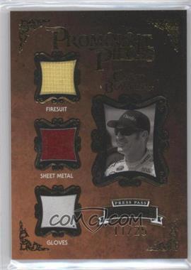 2009 Press Pass Legends - [???] #PP-CB - Clint Bowyer /25