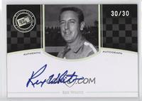 Rex White #/30