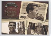 Racing Families - Mario Andretti, Michael Andretti, Marco Andretti #/399