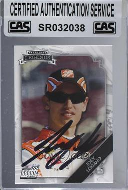 2009 Press Pass Legends - [Base] #52 - Joey Logano [CAS Certified Sealed]