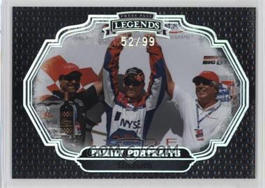 2009 Press Pass Legends - Family Portraits - Holofoil #FP9 - Andretti /99