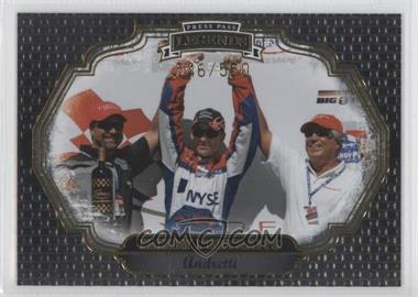 2009 Press Pass Legends - Family Portraits #FP9 - Andretti /550