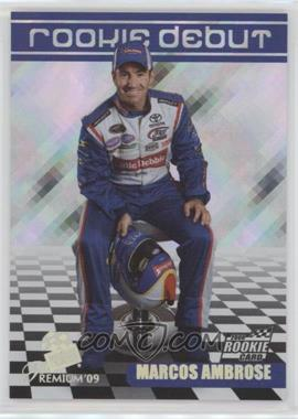 2009 Press Pass Premium - [Base] #89 - Marcos Ambrose