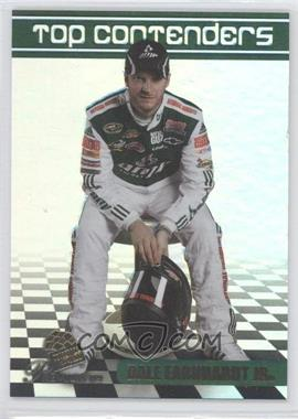 2009 Press Pass Premium - Top Contenders - Gold #TC 1 - Dale Earnhardt Jr.