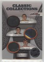 Joey Logano, Kyle Busch, Denny Hamlin #/99