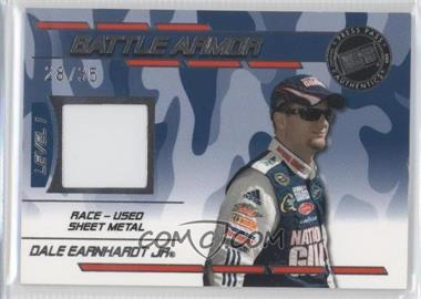 2009 Press Pass Stealth - Battle Armor - Level 2 #BA - DE2 - Dale Earnhardt Jr. /35