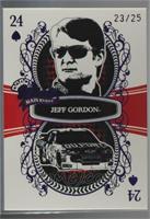 Jeff Gordon [Noted] #/25