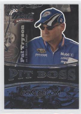 2009 Wheels Main Event - [Base] #52 - Pat Tryson
