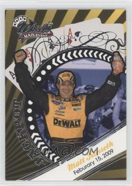 2009 Wheels Main Event - [Base] #64 - Matt Kenseth
