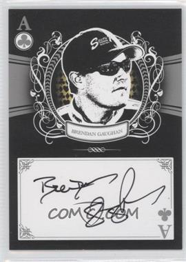 2009 Wheels Main Event - Mark Autographs - Clubs #BRGA - Brendan Gaughan