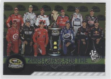 2010 Press Pass - [Base] #0 - 2009 Chase for the Sprint Cup