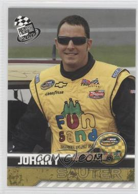2010 Press Pass - [Base] #53 - Johnny Sauter