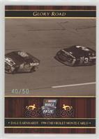 Glory Road - Dale Earnhardt #/50
